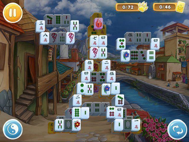 Mahjong: Vlčí příběhy - plná hra ke stažení zdarma ...